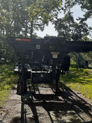 2011 Kaufman EZ4 auto hauler trailer. Gooseneck can be used with dually. Good content. for Sale in Howell Township, NJ