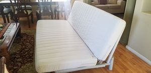 Excellent condition IKEA Futon with cover for Sale in Rancho Palos Verdes, CA