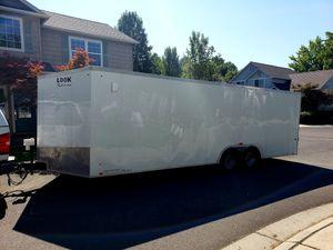 2019 26 enclosed trailer for Sale in Medford, OR