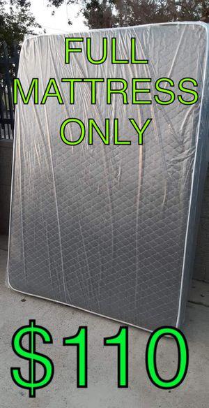 Full mattress only for Sale in El Segundo, CA