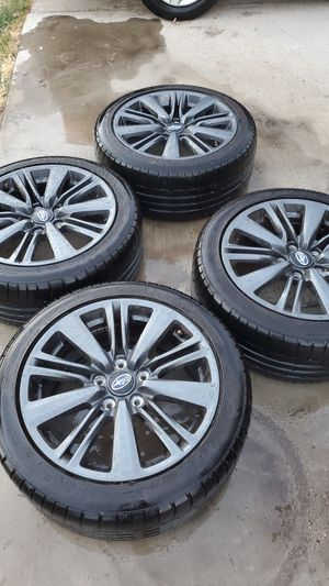 Subaru wrx wheels for Sale in Loma Linda, CA