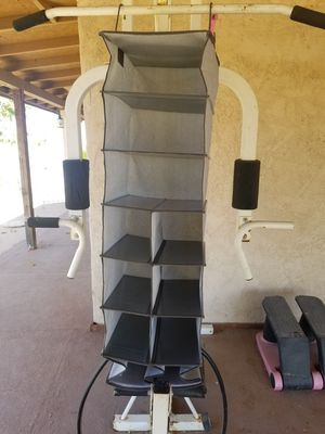 Closet Organizer Hanging Shelves for Sale in Fort Mohave, AZ