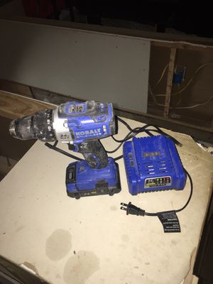 Kobalt drill for Sale in Chillicothe, IL
