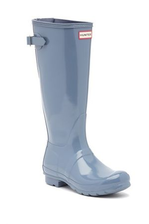 Hunter High Gloss Original Rain Boots Size 7 for Sale in Fort Worth, TX