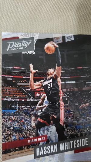 Hassan Whiteside NBA card for Sale in Hialeah, FL