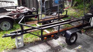 Utility trailer 4×6 for Sale in Miramar, FL