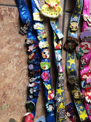 Disney collectible pins for Sale in Stanton, CA