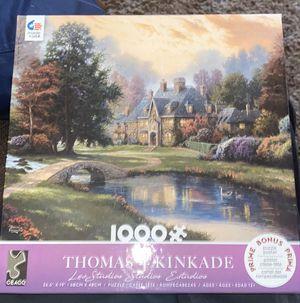 1,000 Piece Puzzle 🧩 for Sale in Stockton, CA