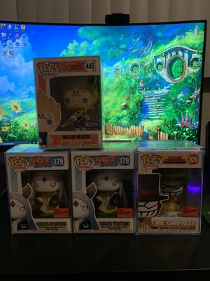 Funko Pop! Read Description for Sale in Burbank, CA