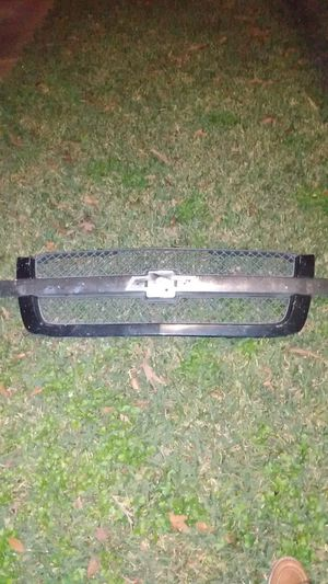 2004 2007 grill for chevy for Sale in Houston, TX