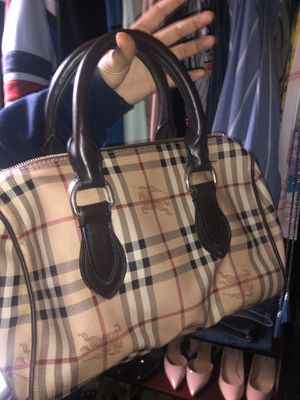 Burberry bag for Sale in South Gate, CA