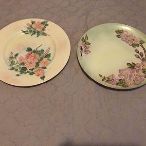 Antique Floral Plates for Sale in Santa Maria, CA