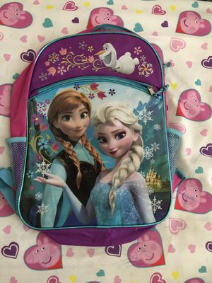 Frozen backpack for Sale in Hutto, TX