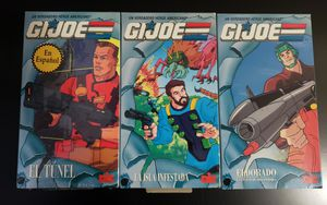 G.I. JOE VHS IN SPANISH for Sale in Pembroke Pines, FL