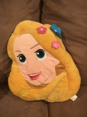 Rapunzel, Tangled Disney Store Pillow for Sale in Tempe, AZ