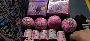 Lol surprise doll bundle for Sale in Montebello, CA