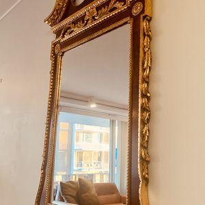 Antique Italian Giltwood Mirror  for Sale in Washington, DC