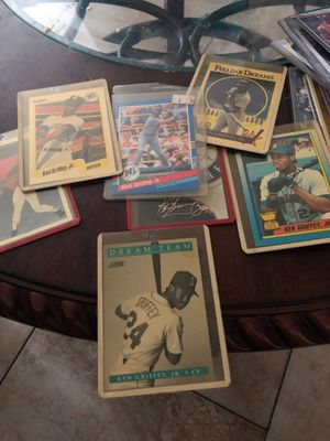 Ton of ken Griffey jr baseball cards and more for Sale in Clovis, CA