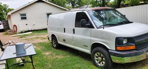 2006 chevy express for Sale in Dallas, TX