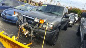 2004 ford ranger 4x4 with plow for Sale in Cambridge, MA