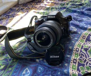 Nikon D5100 Camera for Sale in Poughkeepsie, NY