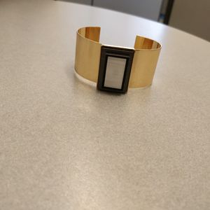 Gold plated bracelet for Sale in New York, NY