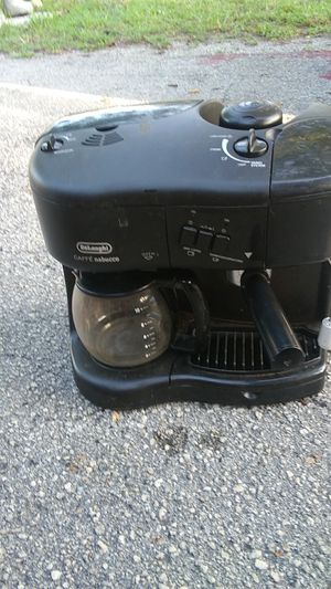 DeLonghi coffee or Cafe nabucco bco 70 model for Sale in Pompano Beach, FL
