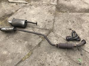 Used, Full exhaust for 02-06 Acura Rsx for Sale for sale  Brooklyn, NY