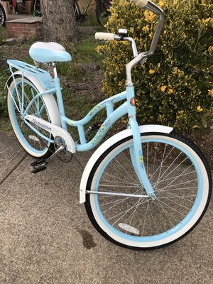 🚲 CUTE Ladies Beach Cruiser bike. for Sale in Woodburn, OR