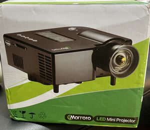 Mini projector for Sale in Alexandria, VA