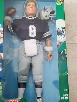 New Troy Aikman Doll for Sale in West Palm Beach,  FL