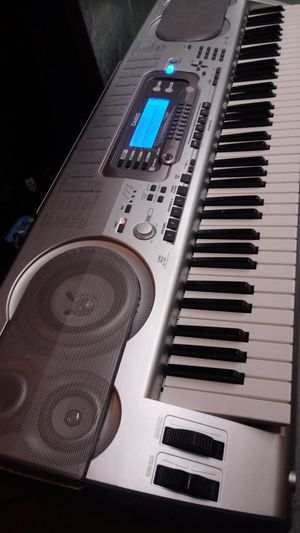 CASIO WK-3500 in box, New Condition for Sale in Gardena, CA