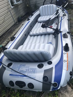New And Used Inflatable Boats For Sale In St Petersburg