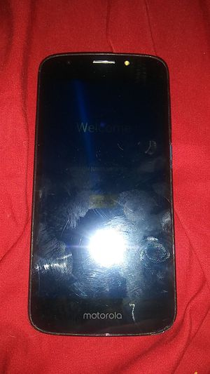 Moto e5 cruise for Sale in Davenport, IA