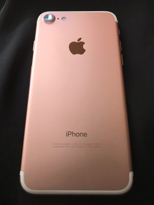 iPhone 7 Unlocked 32Gb for Sale in Los Angeles, CA