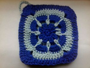 Crochet Potholder and Coaster Set for Sale in New York, NY