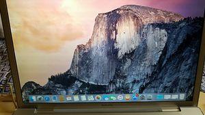 "2007 macbook pro 15"" 128gb ssd Yosemite for Sale in Stuart, FL"