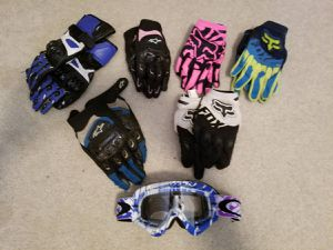 Motorcycle Gear sellout Fox Alpinestars Icon for Sale in Cumming, GA