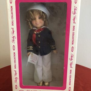 Shirley Temple 1982 CAPTAIN JANUARY 12 in doll by Ideal Toys for Sale in Dallas, TX