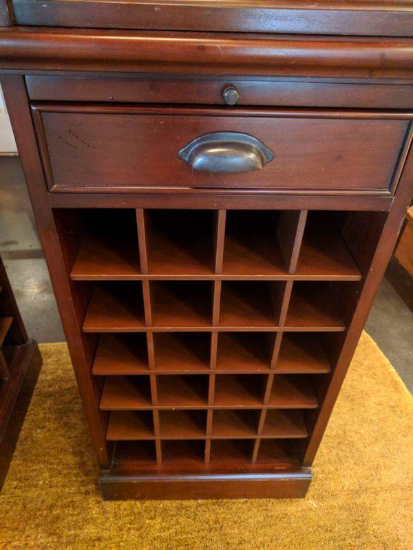 Wine cabinets...