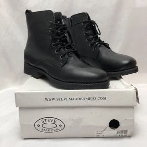 NWT Steve Madden Black Gaylen Boots 9.5 for Sale in Lake Mary, FL