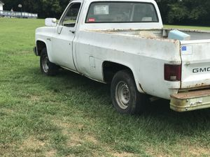 1984 gmc parts truck for Sale in Nashville, TN