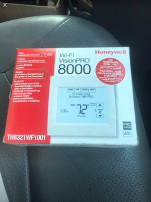 Honeywell 8000 pro WiFi for Sale in Orlando, FL