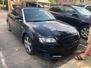 04 Audi A4 convertible for Sale in Indianapolis, IN