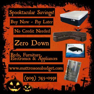 Mattress, Furniture, Playstation 4, Refrigerator for Sale in Fontana, CA