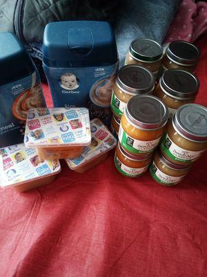 Baby food for Sale in Moneta, VA