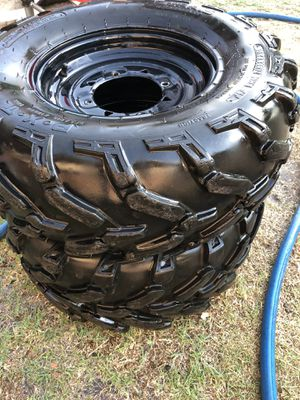 Tires for quad for Sale in Fresno, CA