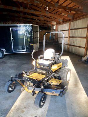 Cub Cadet 72 inch commercial grade zero turn mower TANK for Sale in Westfield, IN