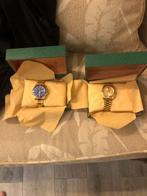Gold watches for Sale in Orlando, FL