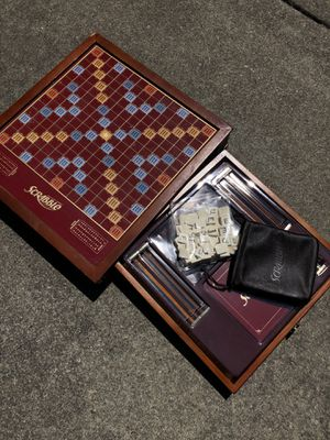 Scrabble board game set for Sale in Union City, CA